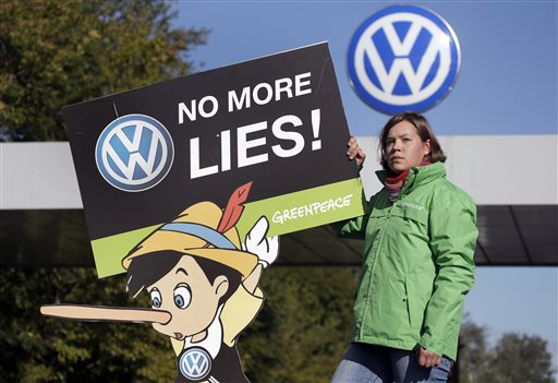 Who Pays the Penalties for Volkswagen's Crimes?