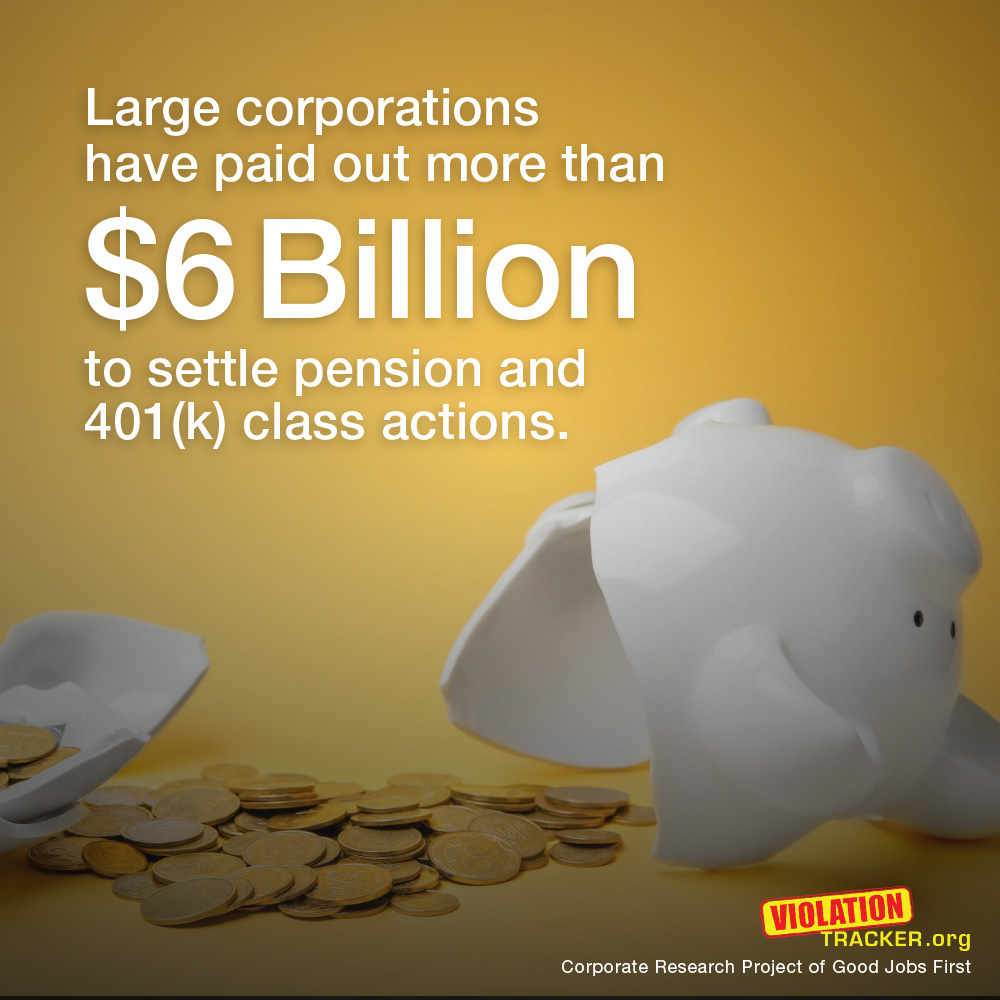 Suing Employers for Retirement Plan Abuses